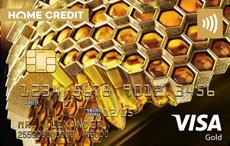 Дебетовая карта Visa Gold